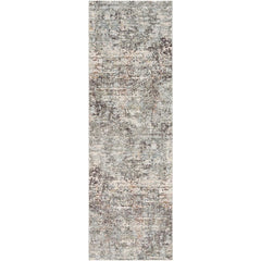 Presidential Medium Gray, Charcoal Rug - Surya (PDT-2304)