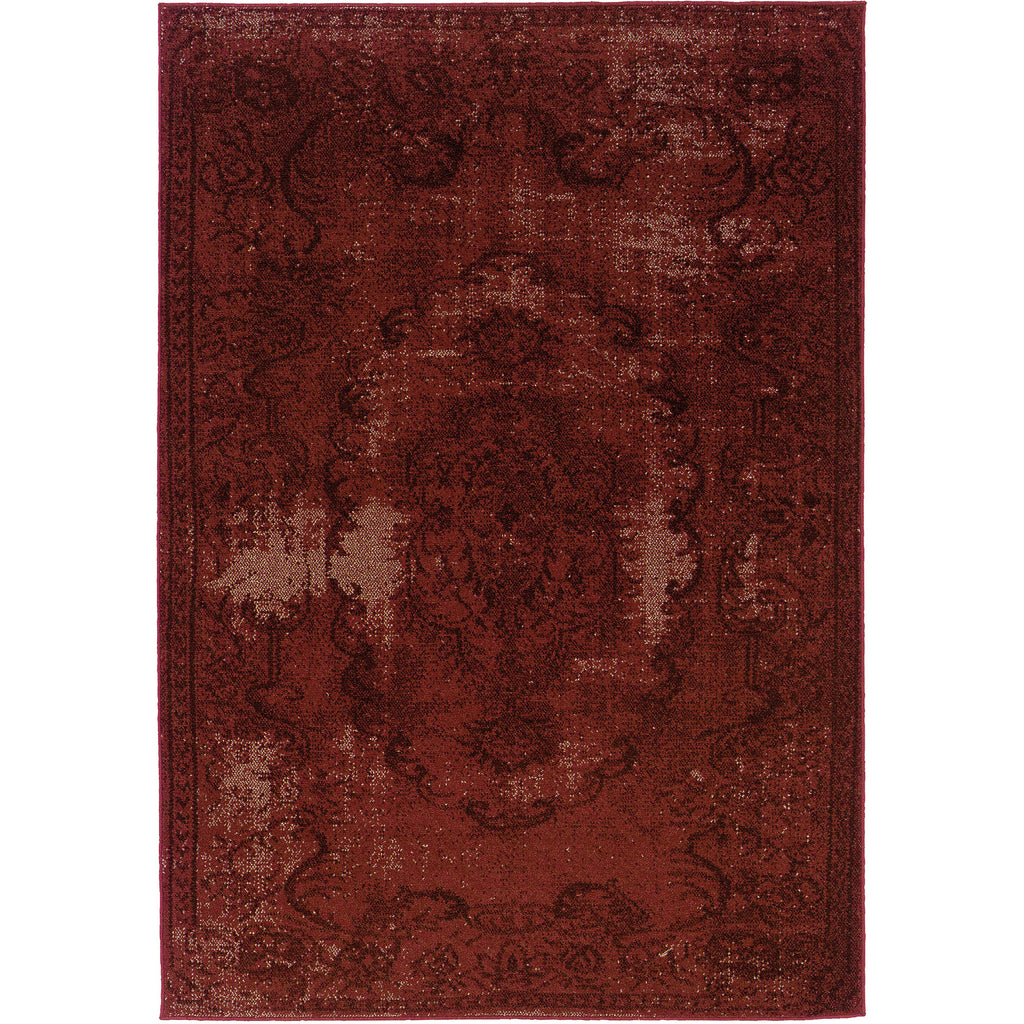 REVIVAL 119R2 Red,  Rug - Oriental Weavers