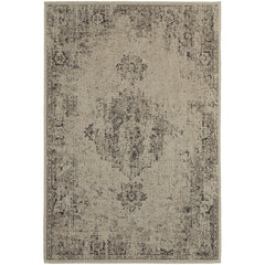REVIVAL 6330A Grey, Charcoal Rug - Oriental Weavers