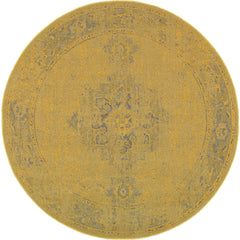 REVIVAL 6330H Yellow, Grey Rug - Oriental Weavers