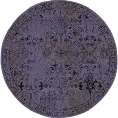 REVIVAL 8023M Purple, Grey Rug - Oriental Weavers