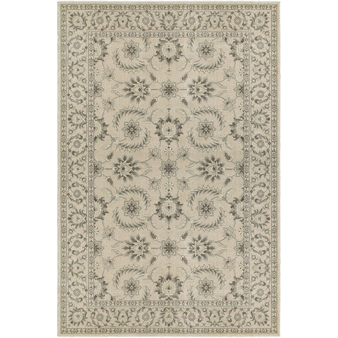 RICHMOND 114J3 Ivory, Grey Rug - Oriental Weavers