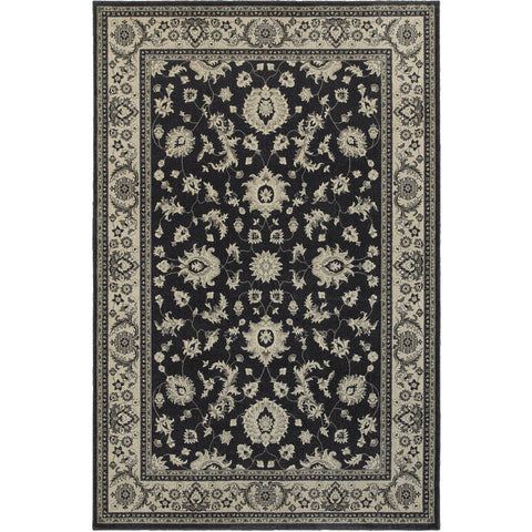 RICHMOND 117H3 Charcoal, Ivory Rug - Oriental Weavers