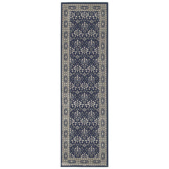 RICHMOND 119b Navy Rug - Oriental weavers