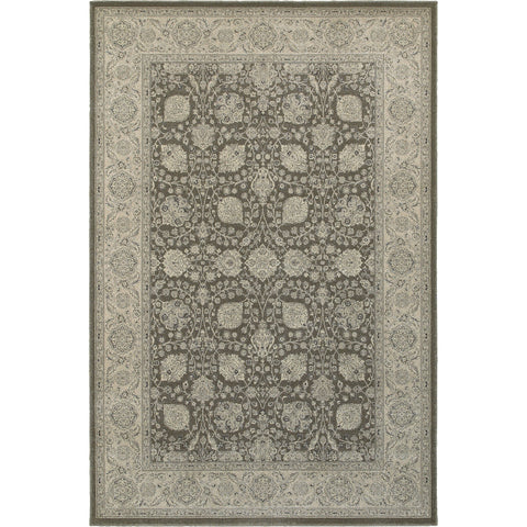 RICHMOND 1330U Brown, Ivory Rug - Oriental Weavers