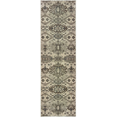 RICHMOND 1807J Grey, Brown Rug - Oriental Weavers