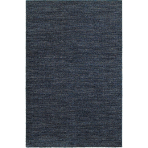 RICHMOND 526B3 Navy, Grey Rug - Oriental Weavers