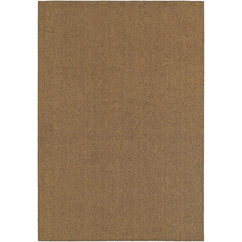 SANTA ROSA 4927N Brown, Tan Rug - Oriental Weavers