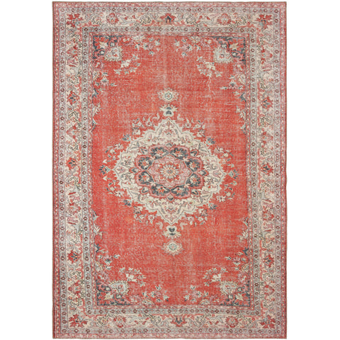 SOFIA 85810 Red, Grey Rug - Oriental Weavers