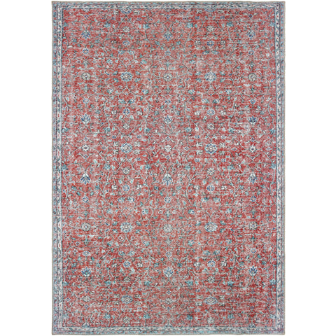SOFIA 85813 Red, Blue Rug - Oriental Weavers