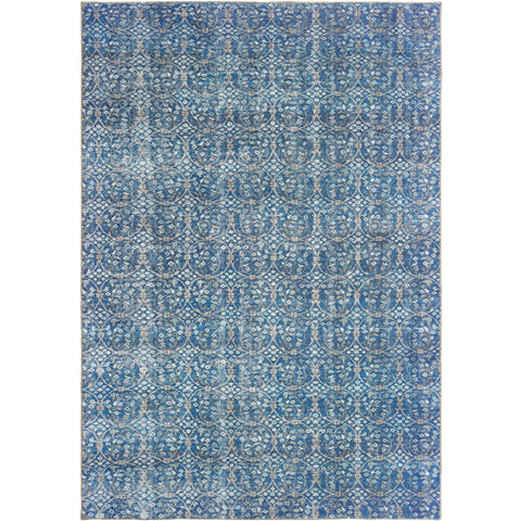 SOFIA 85815 Blue, Brown Rug - Oriental Weavers