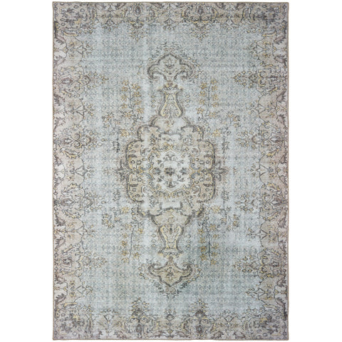 SOFIA 85816 Grey, Gold Rug - Oriental Weavers