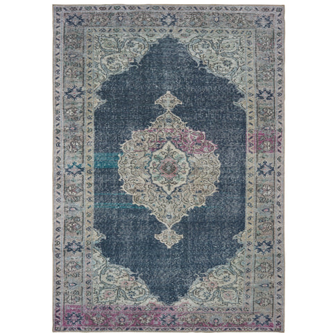 SOFIA 85817 Blue, Grey Rug - Oriental Weavers