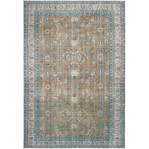 SOFIA 85818 Gold, Blue Rug - Oriental Weavers