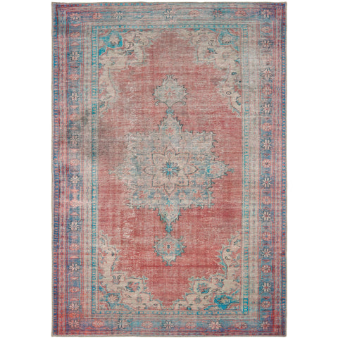 SOFIA 85819 Red, Blue Rug - Oriental Weavers