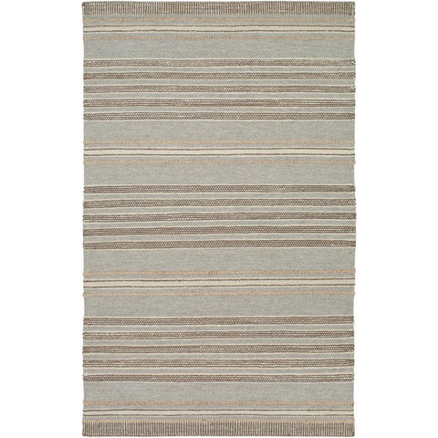Thebes Taupe, Cream Rug - Surya (THB-1000)