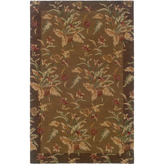 WINDSOR 23101 Tan, Brown Rug - Oriental Weavers