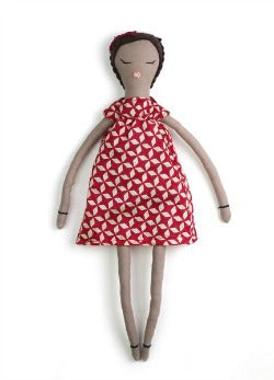 Product image of a rag doll