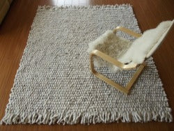Image of a wool rug