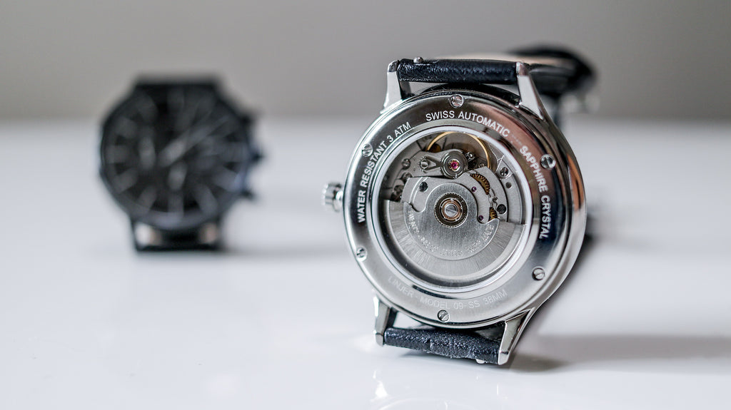 cfe3bb29b Linjer The Automatic, which has an ETA 2824-2 movement. Source: The Modest  Man