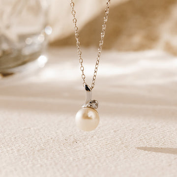 Celine Pearl Necklace