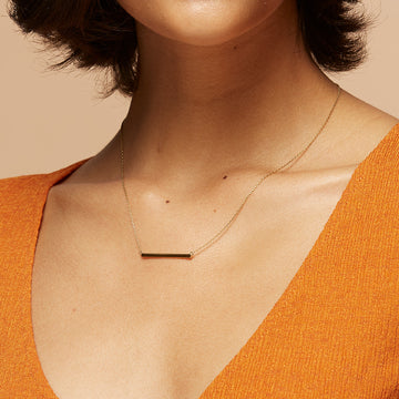 Hanne Bar Necklace