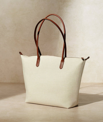 The Linen Tote