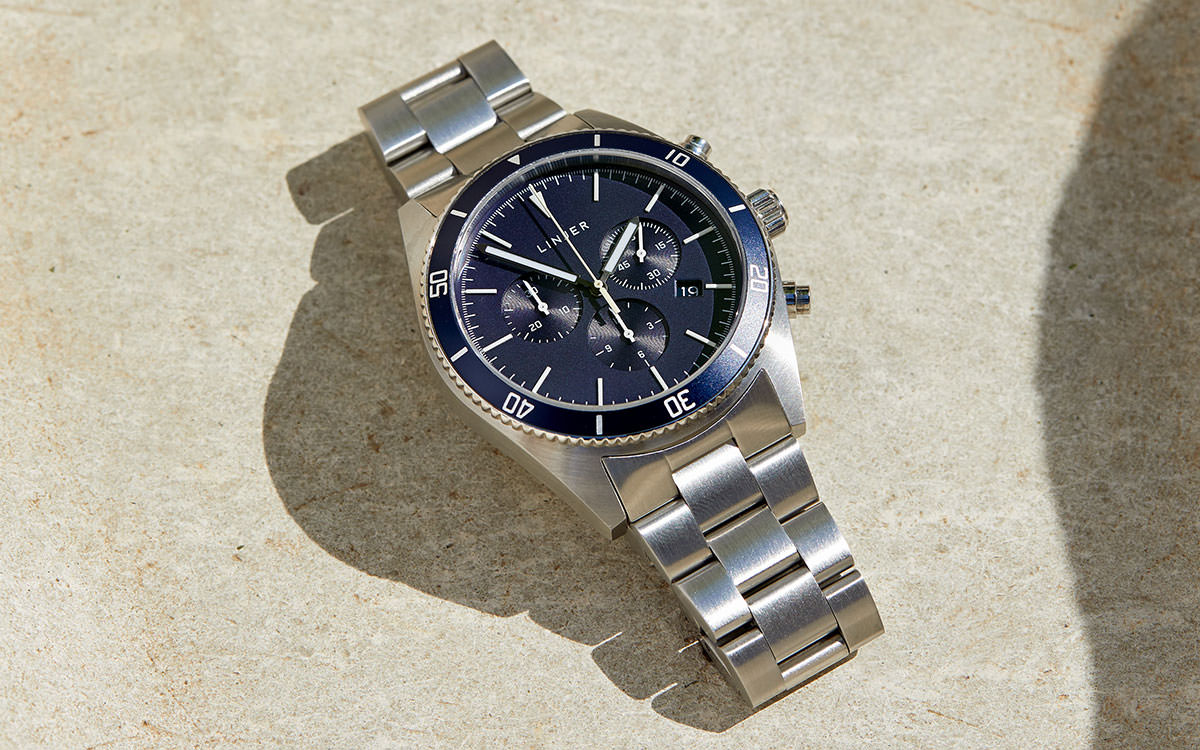 Just in: The Chrono-Diver
