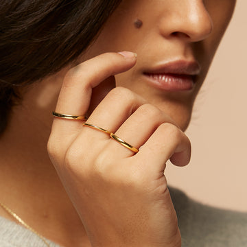 Nina Stacker Ring