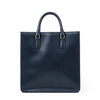 The Square Tote (Private) - Navy