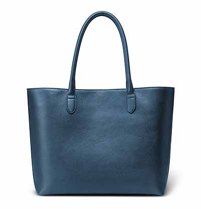 Linjer Soft Tote Bright Navy Thumbnail