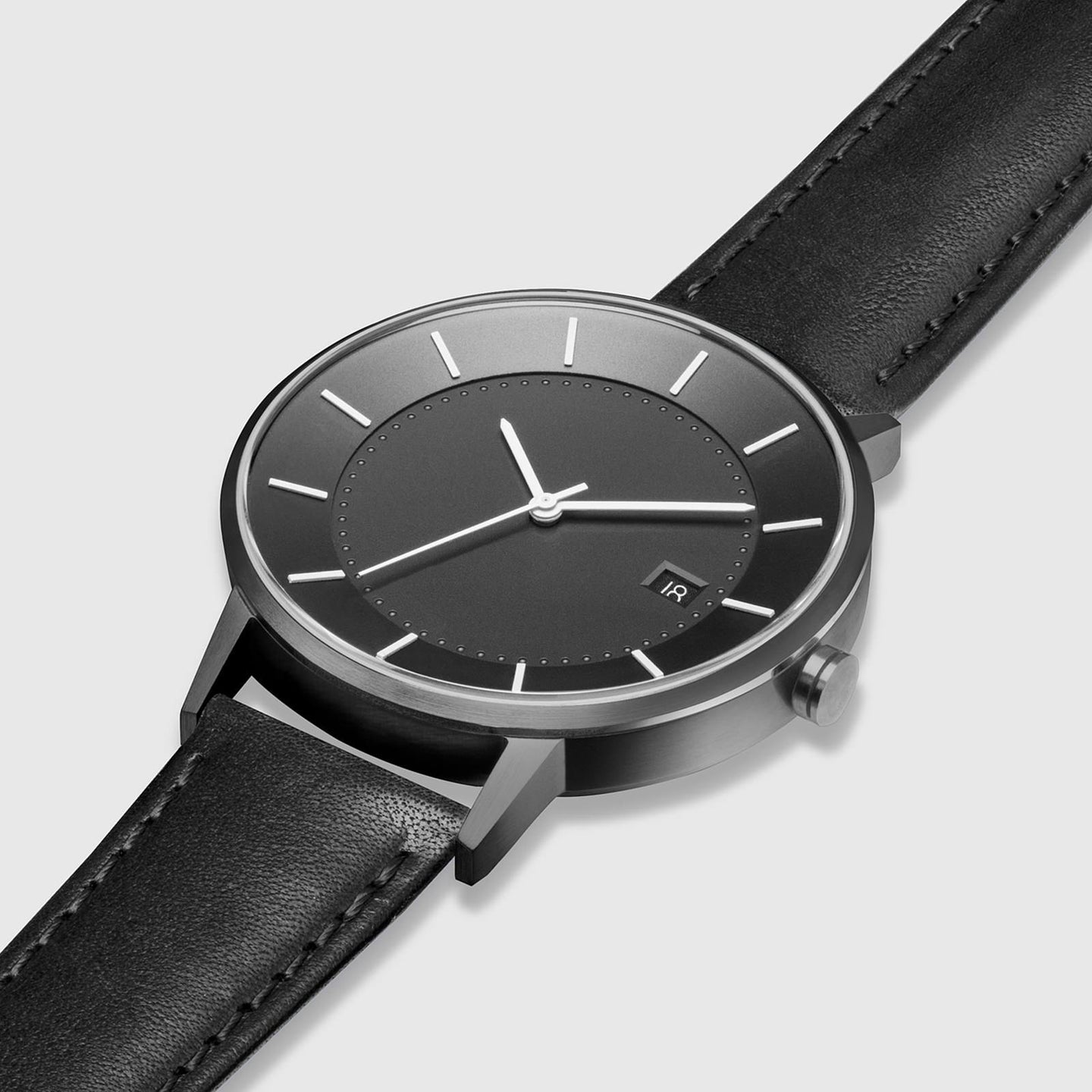 Grey Dial, Gunmetal/Black - LIMITED EDITION
