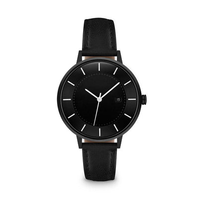 Women's The Classic Watch - Black/Black / 34mm
