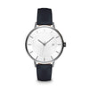 Women's The Classic Watch - Gunmetal/Navy / 38mm