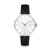 Women's The Classic Watch - Silver/Black / 38mm
