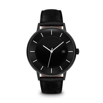 Men's The Classic Watch - Black/Black / 38mm