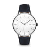 Men's The Classic Watch - Gunmetal/Navy / 41mm