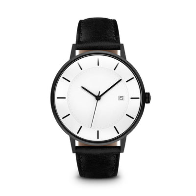 Men's The Classic Watch - BW/Black Limited Edition / 38mm