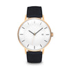 Men's The Classic Watch - Rose Gold/Navy / 41mm