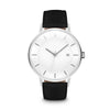Men's The Classic Watch - Silver/Black / 41mm