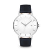 Men's The Classic Watch - Silver/Navy / 38mm