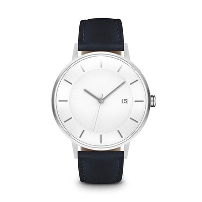The Sale Product - Silver/Navy / 38mm