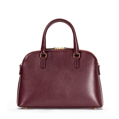 The Crossbody Purse - Burgundy