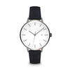 Women's The Minimalist Watch - Gunmetal/Navy / 38mm