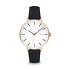 Women's The Minimalist Watch - Rose Gold/Navy / 38mm