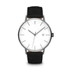 Men's The Minimalist Watch - Gunmetal/Black / 41mm