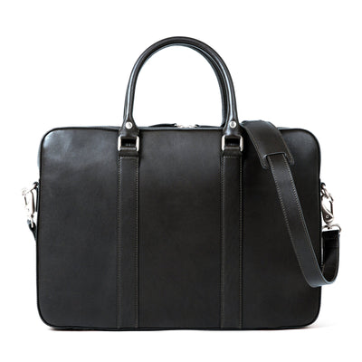 The Soft Briefcase - Black