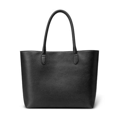 The Soft Tote - Black