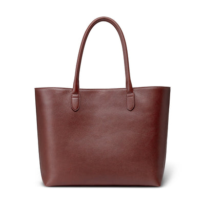 The Soft Tote - Chestnut
