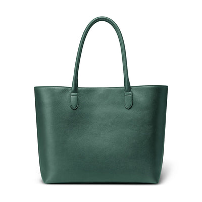 The Soft Tote - Forest Green